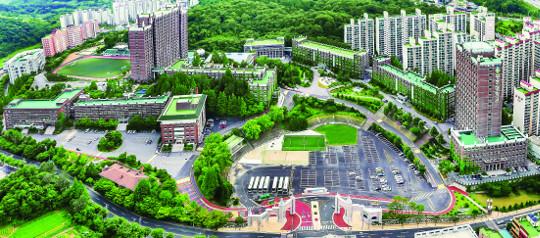 Khuôn viên Đại học Gwangju